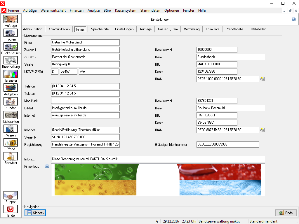 Register Firma – UES Wiki